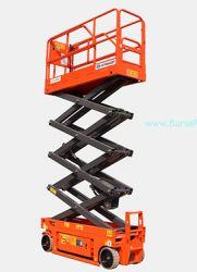 bursa manlift - 10m Makaslı Platform Manlift ( AKÜLÜ )